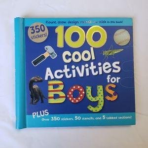 100 cool activities book